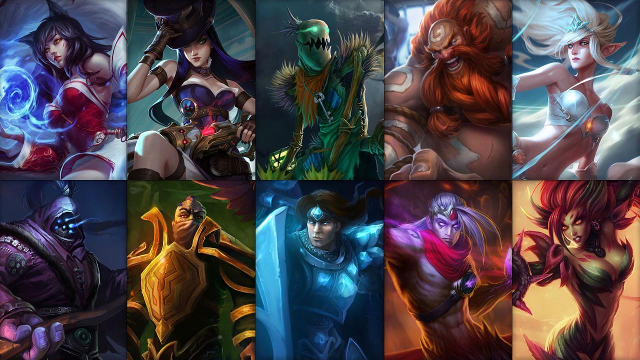 Campioni in Rotazione League of Legends settimana 42