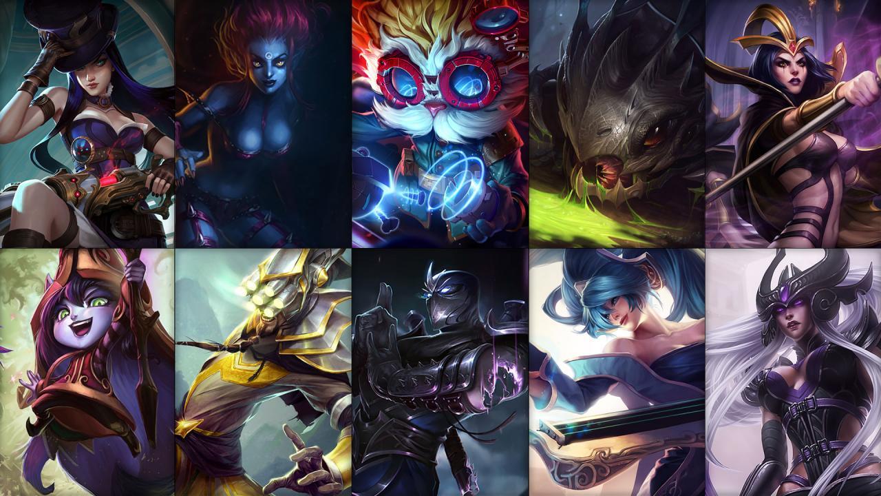 Campioni in Rotazione League of Legends settimana 47
