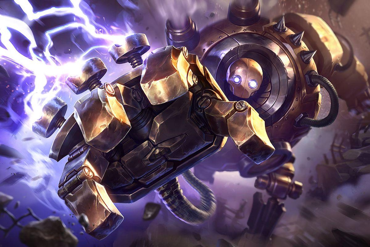 Campioni in Rotazione League of Legends settimana 50